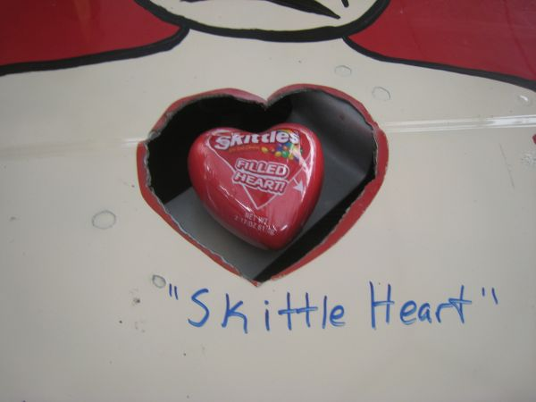 24 Hours Of Lemons >> MurileeMartin.com » Blog Archive » Skittles Heart, Jerky ...