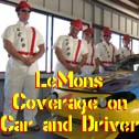 24 Hours of LeMons Coverage on Car and Driver