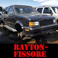 Rayton-Fissore Junkyard Posts