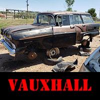 Vauxhall Junkyard Posts