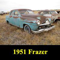 Junkyard 1951 Frazer