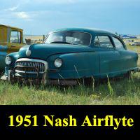Junkyard 1951 Nash Airflyte
