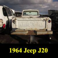 Junkyard 1964 Jeep J20