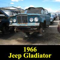 Junkyard 1966 Jeep Gladiator