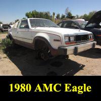 Junkyard 1980 AMC Eagle