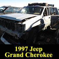 Junkyard 1997 Jeep Grand Cherokee
