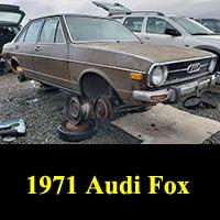 1973 Audi Fox