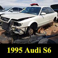 Junkyard 1995 Audi S6