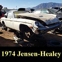 Junkyard 1974 Jensen-Healey