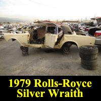 Junkyard 1979 Rolls-Royce Silver Wraith