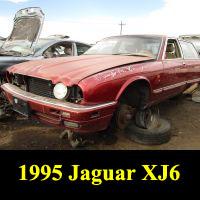 Junkyard 1995 Jaguar Vanden Plas