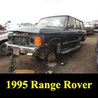 Junkyard 1995 Range Rover