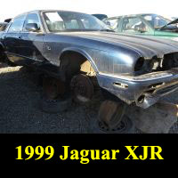 Junkyard 1999 Jaguar XJR
