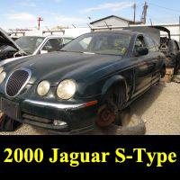 Junkyard 2000 Jaguar S-Type