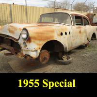 Junkyard 1955 Buick Special