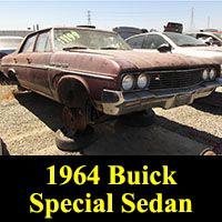 Junkyard 1964 Buick Special Sedan