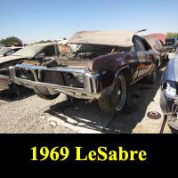Junkyard 1969 Buick LeSabre