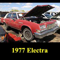 Junkyard 1977 Buick Electra