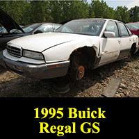 Junkyard 1995 Buick Regal GS