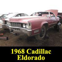 Junkyard 1968 Cadillac Eldorado