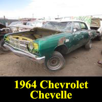 Junkyard 1964 Chevrolet Chevelle