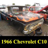 Junkyard 1966 Chevrolet C10