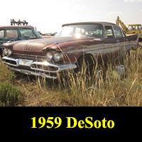 Junkyard 1959 DeSoto