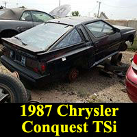 1987 Chrysler Conquest TSi