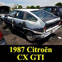 Junkyard 1987 Citro�n CX GTi