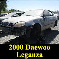 Junkyard 2000 Daewoo Leganza