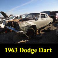 Junkyard 1963 Dodge Dart