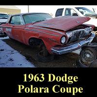 Junkyard 1963 Dodge Polara