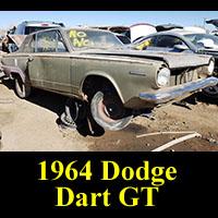 Junkyard 1964 Dodge Dart GT