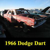 Junkyard 1966 Dodge Dart