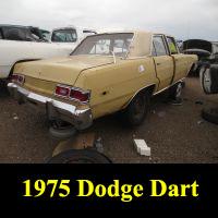 Junkyard 1975 Dodge Dart