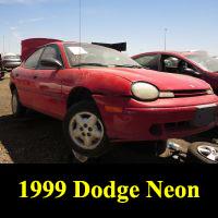 Junkyard 1998 Dodge Neon Sport