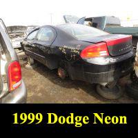 Junkyard 2000 Dodge Intrepid