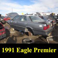 Junkyard 1991 Eagle Premier
