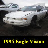 Junkyard 1996 Eagle Vision