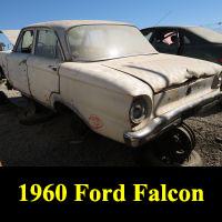 Junkyard 1960 Ford Falcon