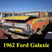Junkyard 1962 Ford Galaxie