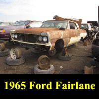 Junkyard 1965 Ford Fairlane