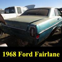 Junkyard 1968 Ford Fairlane