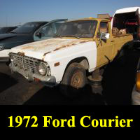 Junkyard 1972 Ford Courier