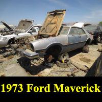Junkyard 1973 Ford Maverick