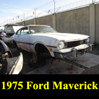 Junkyard 1975 Ford Maverick
