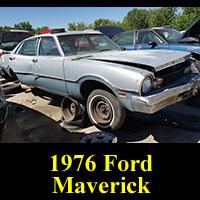 Junkyard 1976 Ford Maverick