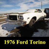 Junkyard 1976 Ford Torino