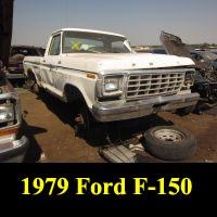 Junkyard 1979 Ford F-150