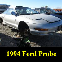 Junkyard 1994 Ford Probe